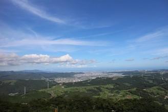午安,静岡。