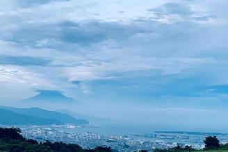 靜岡8月尾聲   #富士山
