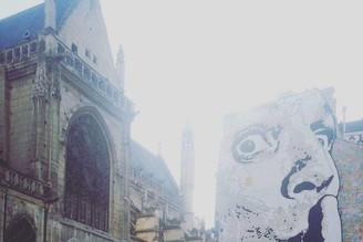 巴黎   今天我們不聊藝術