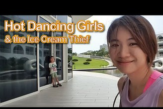 Ep187 Hot Dancing Girls & the Ice Cream Thief [Highlight]4Y3M11D