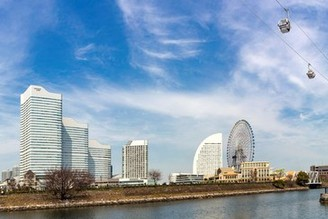 橫濱空中散步! 「YOKOHAMA AIR CABIN」都市循環型纜車