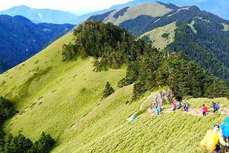 降二級 全台森林遊樂區、自然步道等開放情形