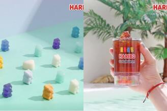 小熊軟糖狀冰塊超 Q~韓國 10×10 推軟糖圖案製冰盒,還有小熊透明杯都必收!