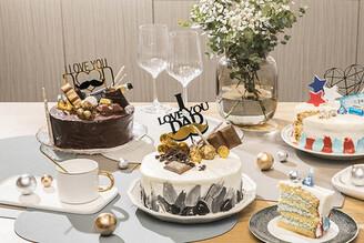 2種父親節蛋糕餐桌美照構圖法公開!為爸爸打造餐桌儀式感