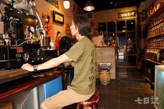 永康街的咖逼ㄟ 只賣咖啡豆沒有賣咖啡