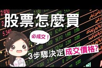 [蕾咪] 3步驟讓股票成交!如何在理想股價進場?五檔報價怎麼看?掛單不代表會買到?