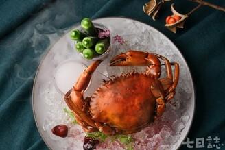 極致鮮美秋旬味!10道蟹蟳料理 一口氣華麗端上桌