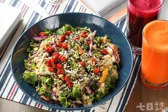 自然食尚!來吃對身體好、營養均衡的友善料理