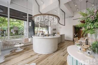 不只是高顏值餐廳1|IMOMENT CAFÉ 創造美食與美學的儀式感
