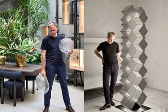 米蘭設計周 被家具設計耽誤的搖滾巨星Tom Dixon