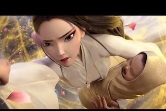 【谷阿莫】中國最紅動畫之一,帶著第一集的好評光環,推出了第二集 2021《白蛇2:青蛇劫起》