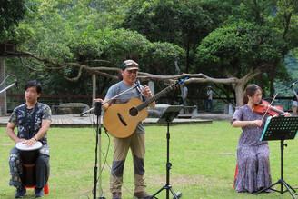 太魯閣部落音樂會恢復舉辦 音樂、族服體驗一起來