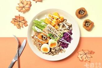 食慾知秋 柿子、栗子、金針花豐收上桌