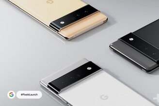 Google Pixel 6/Pixel 6 Pro正式發表 搭載自家Tensor晶片從裏到外煥然一新