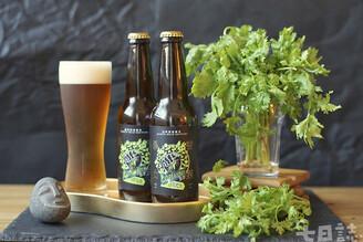 超狂香菜啤酒敢喝嗎?最藝術感、新引進日本雷電啤酒全部買起來